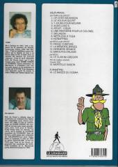 Verso de Clifton -2c1994- Le voleur qui rit