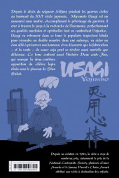 Verso de Usagi Yojimbo -29- Volume 29