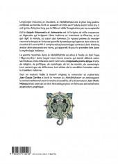 Verso de Le mahâbhârata - Le Mahâbhârata