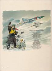 Verso de Tanguy et Laverdure -10b1983- Mission spéciale