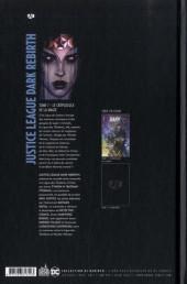 Verso de Justice League Dark Rebirth -1- Le Crépuscule de la magie