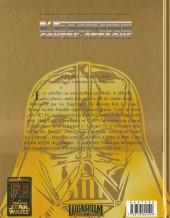 Verso de Star Wars - Albums BD -Photo -INT3- Volume III - le retour du Jedi