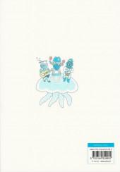 Verso de Souvenirs de la mer assoupie