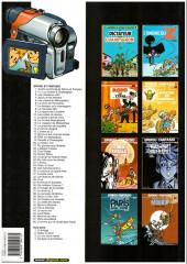 Verso de Spirou et Fantasio -11c2006- Le gorille a bonne mine