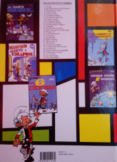 Verso de Les petits hommes -15a1993- Mosquito 417