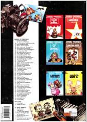 Verso de Spirou et Fantasio -34a1998- Aventure en Australie