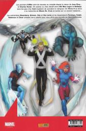 Verso de X-Men Extra (2e série) -4- Cible mouvante