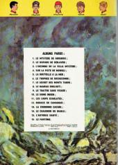 Verso de La patrouille des Castors -14a1971- Le chaudron du diable