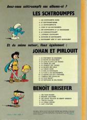 Verso de Les schtroumpfs -9a1975- Schtroumpf vert et vert schtroumpf