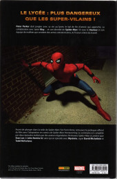 Verso de Spider-Man: Far From Home - Le Prologue du film