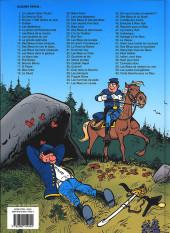 Verso de Les tuniques Bleues -57a2016- Colorado Story