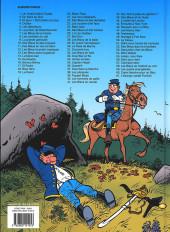 Verso de Les tuniques Bleues -56a2018- Dent pour dent