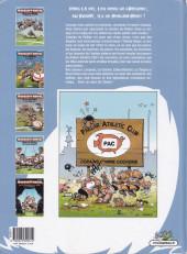 Verso de Les rugbymen -1a2007- On va leur mettre les poings sur les yeux !