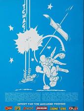 Verso de Astérix (Publicitaire) -Bayard- La Rentrée d'Astérix