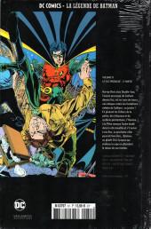 Verso de DC Comics - La légende de Batman -5129- Le fils prodigue - 2ème partie