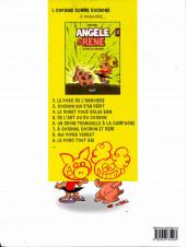 Verso de Angèle & René -1b2019- Copains comme cochons