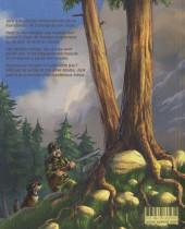 Verso de Animal Jack -2- La montagne magique