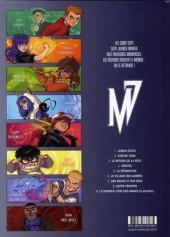 Verso de Magic 7 -8- Super trouper