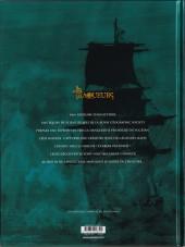 Verso de Les traqueurs -3- La dernière chasse