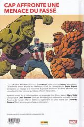 Verso de Captain America (Marvel Legacy) - La patrie des braves