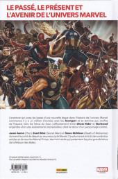 Verso de Marvel Legacy - Heritage