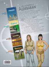 Verso de Aldébaran -4a2015- Le groupe