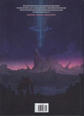 Verso de Time Lost -1- Opération Rainbow 2
