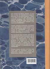 Verso de Les carnets de l'aventure -1- The splahdown