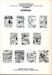 Verso de Félix (Tillieux) (N&B) -1- Les aventures de Félix