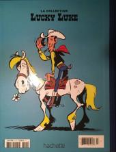 Verso de Lucky Luke - La collection (Hachette 2018) -3613- Western circus