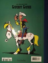 Verso de Lucky Luke - La collection (Hachette 2018) -4312- Le cavalier blanc