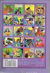 Verso de DC Flash -Rec04- Album N°4 (du n°7 au n°8)