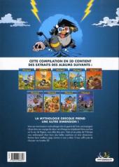 Verso de Les petits Mythos -HS3D- Les Petits Mythos en 3D