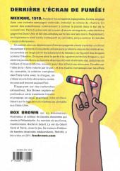 Verso de Cannabis - La criminalisation de la marijuana aux États-Unis
