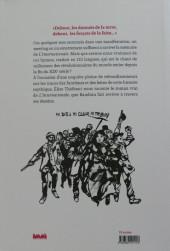 Verso de (AUT) Baudoin, Edmond - Les fantômes de l'Internationale