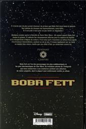Verso de Star Wars - Boba Fett -INT3- Intégrale III