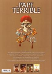Verso de Le pape terrible -4- L'Amour est aveugle