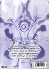 Verso de Akû - le Chasseur Maudit -3- Tome 3