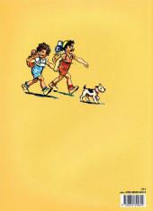 Verso de (AUT) Bouret - Germaine Bouret Le bonheur de l'enfance