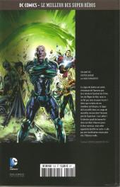 Verso de DC Comics - Le Meilleur des Super-Héros -102- Justice League - La Ligue d'Injustice