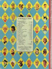 Verso de Blake et Mortimer (Les aventures de) (Historique) -6b1957- L'Énigme de l'Atlantide