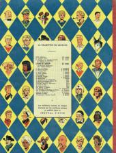 Verso de Blake et Mortimer (Les aventures de) (Historique) -7a59- S.O.S. Météores - Mortimer à Paris