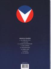 Verso de Michel Vaillant - Nouvelle saison -8- 13 jours