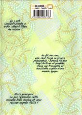 Verso de Choubi-Choubi - Mon chat pour la vie -8- Tome 8