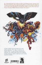 Verso de Umbrella Academy -3- Hôtel Oblivion