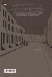 Verso de Homicide - Une année dans les rues de Baltimore -4- 2 avril - 22 juillet 1988