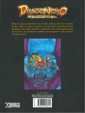 Verso de Dragonero aventures -2- Tome 2