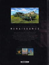 Verso de Renaissance (Duval/Emem) -2- Interzone