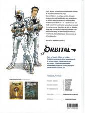 Verso de Orbital -8- Contacts