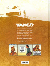Verso de Tango (Xavier/Matz) -3- À l'ombre du Panama